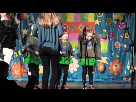 Dječji kutak Veseli sat Senkovac – Zaljubljeni žabac