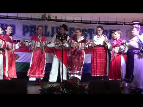 KUD Podravac Sopje u Starinu, Mađarska
