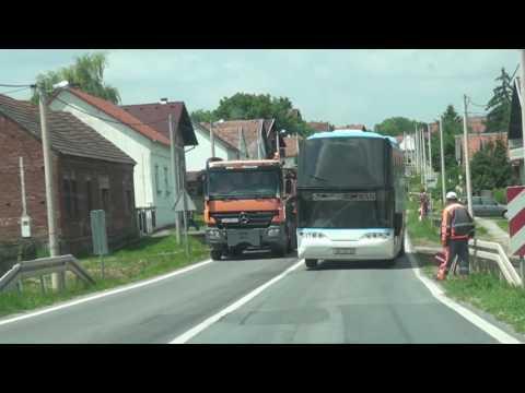 Prometne gužve u Kozicama i Novoj Bukovici