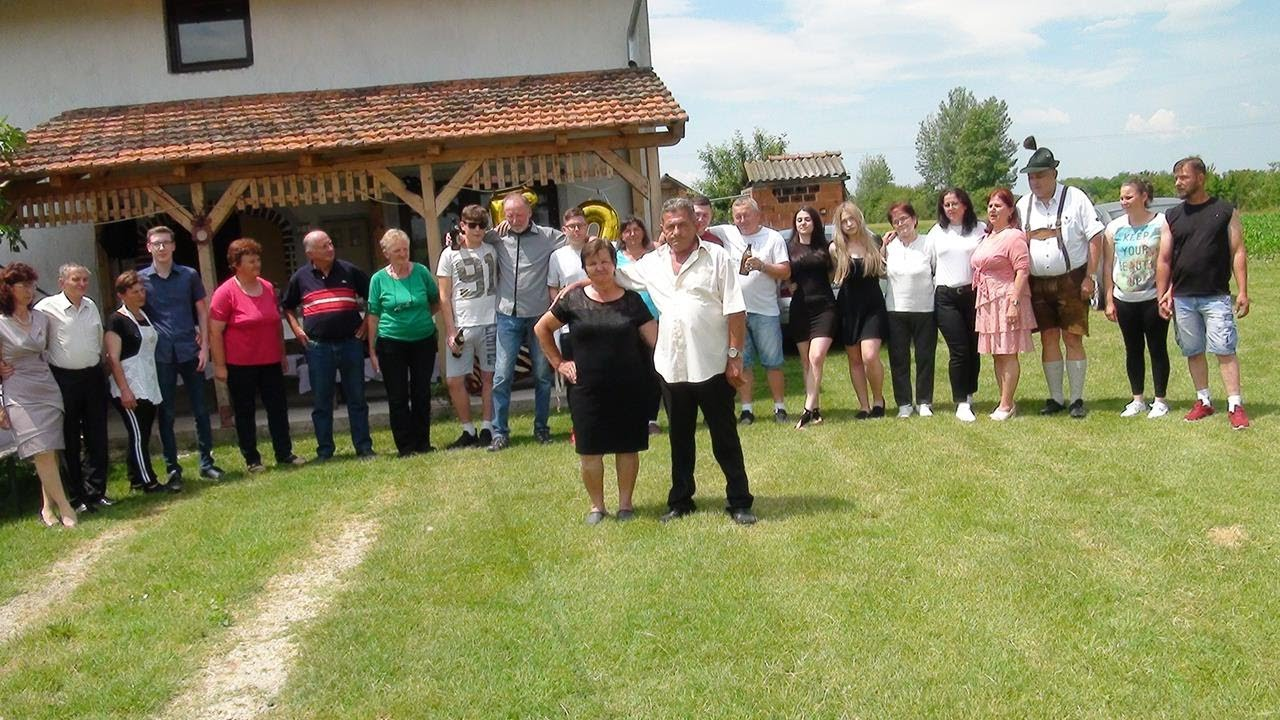 50 godina braka Bose i Mije Šošića, 12.6.2021. – Noskovačka Dubrava