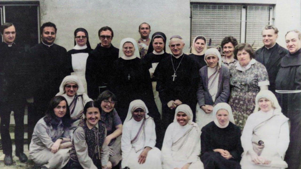 Video razglednica 70 – Majka Tereza 1980. u Voćinu