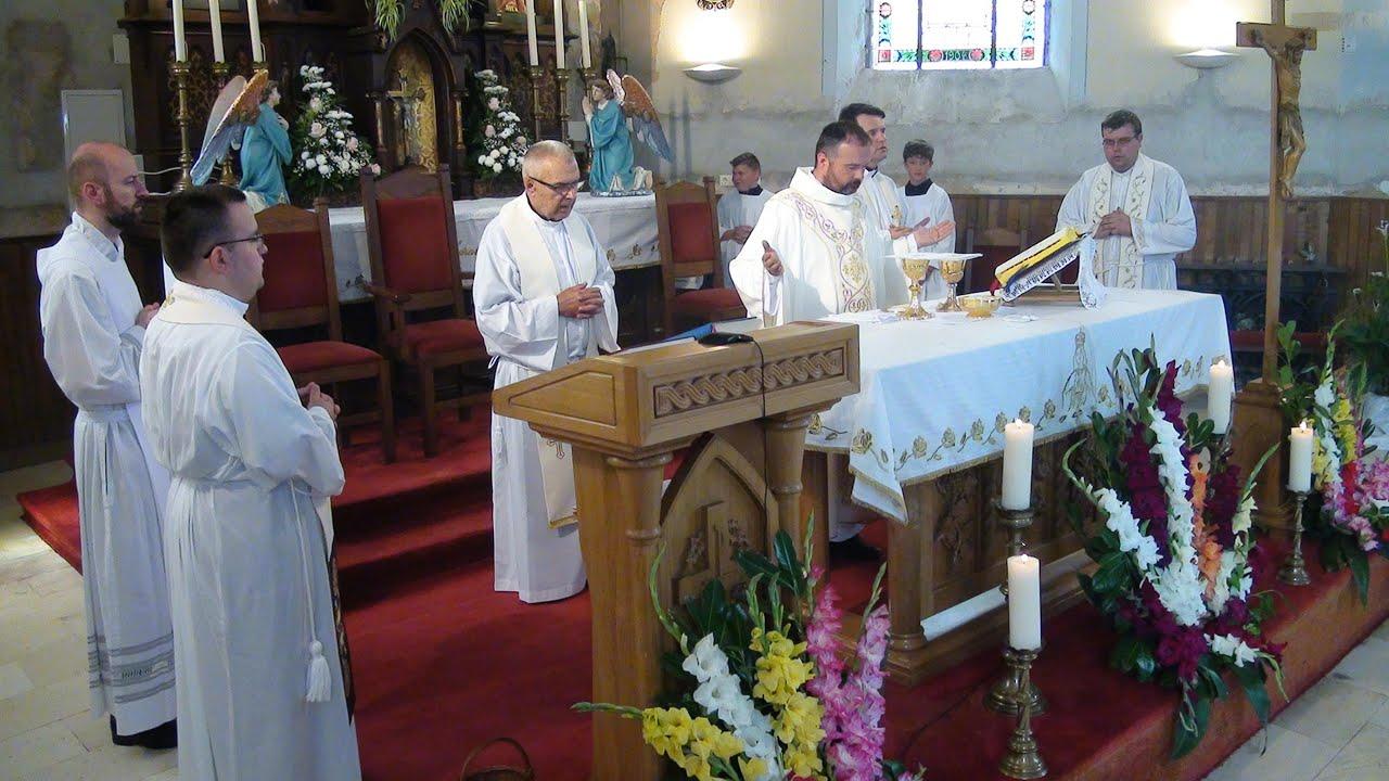 Proslava blagdana Svete Ane u Novoj Bukovici